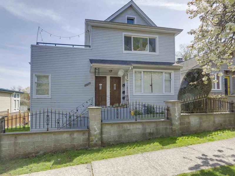 FEATURED LISTING: 3468 ONTARIO Street Vancouver