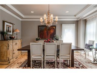 """Photo 6: 4788 HUDSON Street in Vancouver: Shaughnessy House for sale in """"Shaughnessy"""" (Vancouver West)  : MLS®# V1018312"""
