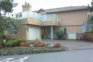 Photo 3: 801 6880 Wallace Dr in BRENTWOOD BAY: CS Brentwood Bay Row/Townhouse for sale (Central Saanich)  : MLS®# 841142