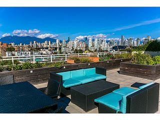 Photo 16: # 509 1635 W 3RD AV in Vancouver: False Creek Condo for sale (Vancouver West)  : MLS®# V1026731