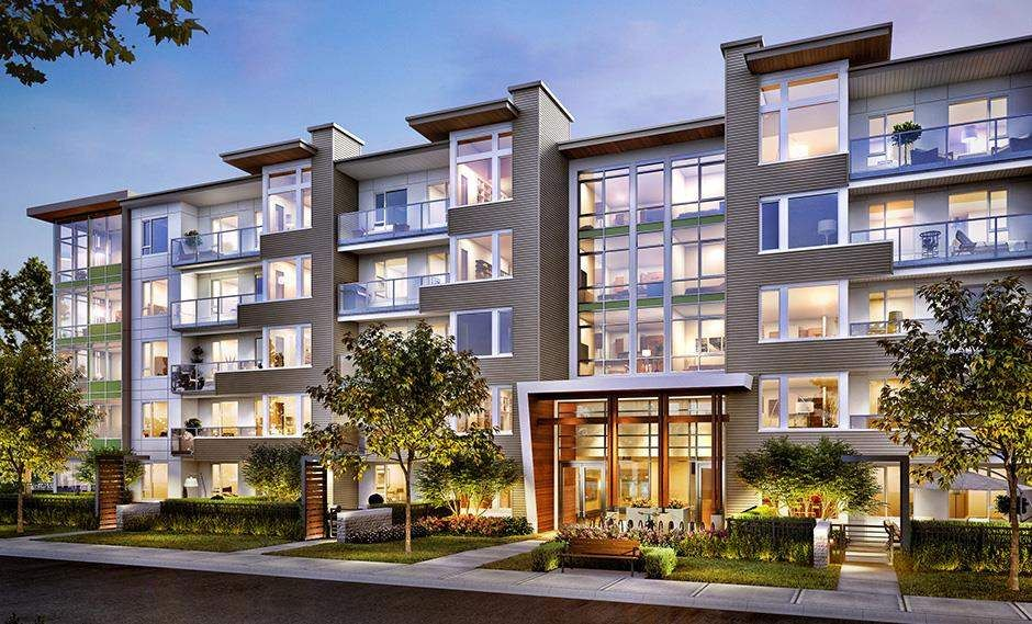 """Main Photo: 311 277 W 1ST Street in North Vancouver: Lower Lonsdale Condo for sale in """"West Quay"""" : MLS®# R2585104"""