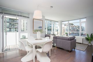 "Photo 6: 606 89 W 2ND Avenue in Vancouver: False Creek Condo for sale in ""Pinnacle Living False Creek"" (Vancouver West)  : MLS®# R2542152"
