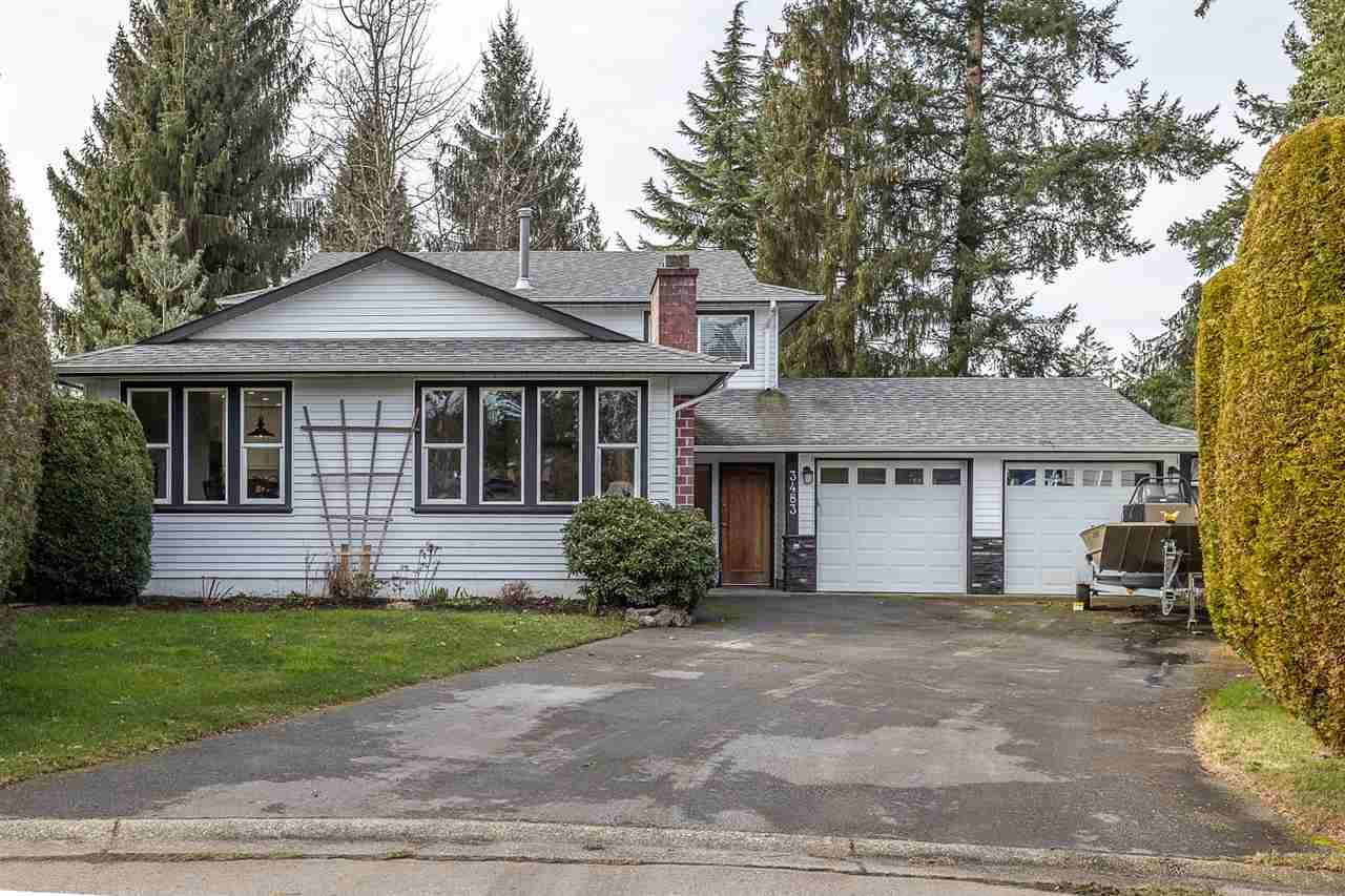 """Main Photo: 3483 197 Street in Langley: Brookswood Langley House for sale in """"Brookswood"""" : MLS®# R2546209"""