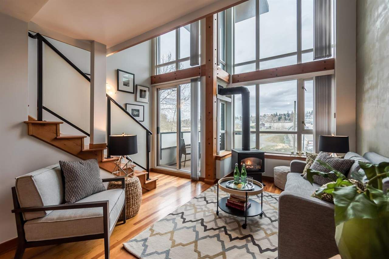 """Main Photo: 104 7 RIALTO Court in New Westminster: Quay Condo for sale in """"Murano Lofts"""" : MLS®# R2588326"""