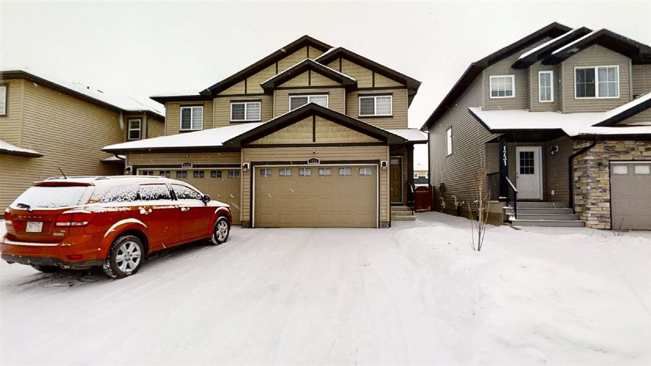 Main Photo: 1733 27 Street in Edmonton: Zone 30 Attached Home for sale : MLS®# E4227892