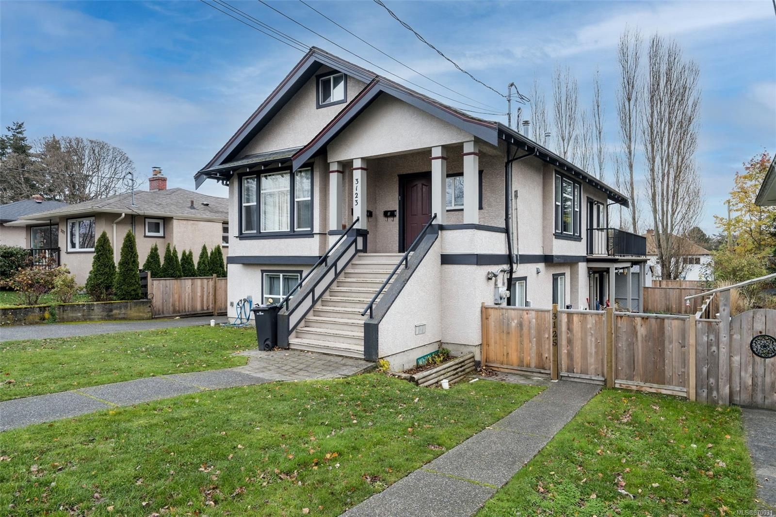 Main Photo: 3125 Irma St in : Vi Burnside Row/Townhouse for sale (Victoria)  : MLS®# 870031