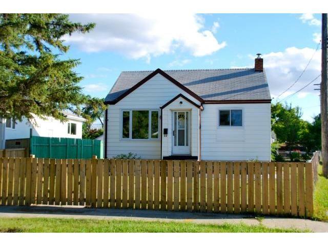 Main Photo: 534 Johnson Avenue East in WINNIPEG: East Kildonan Residential for sale (North East Winnipeg)  : MLS®# 1315190