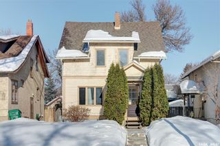 Photo 1: 121 8th Street in Saskatoon: Nutana Residential for sale : MLS®# SK840576