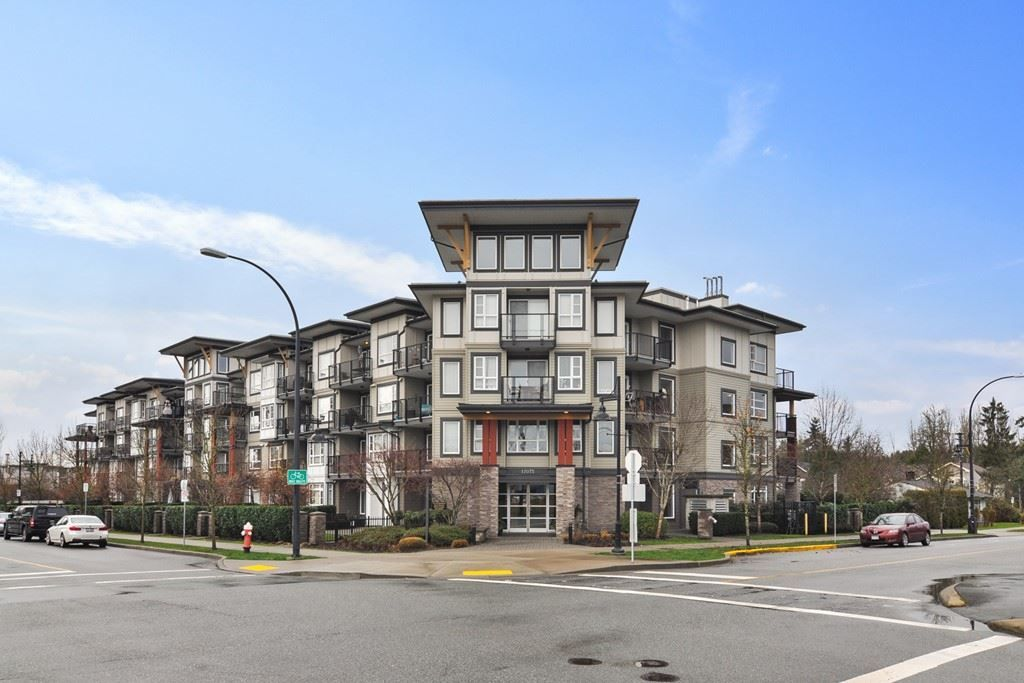 Main Photo: 216 12075 EDGE STREET in Maple Ridge: East Central Condo for sale : MLS®# R2525269