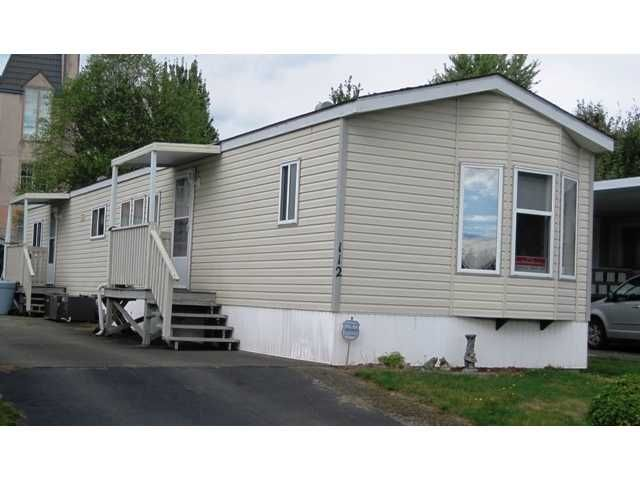 """Main Photo: 112 145 KING EDWARD Street in Coquitlam: Maillardville Manufactured Home for sale in """"MILL CREEK VILLAGE"""" : MLS®# V912443"""