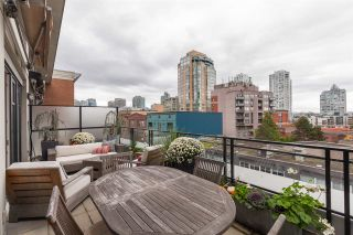 Photo 32: 502 1275 HAMILTON STREET in Vancouver: Yaletown Condo for sale (Vancouver West)  : MLS®# R2510558