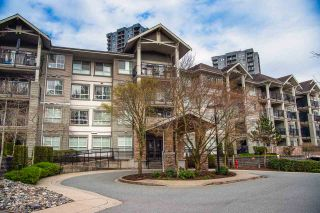 Photo 1: 411 9233 GOVERNMENT Street in Burnaby: Government Road Condo for sale (Burnaby North)  : MLS®# R2560199