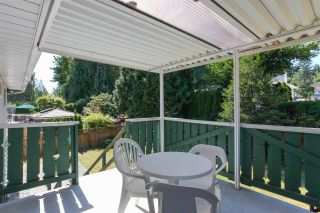 Photo 18: 3805 CLEMATIS Crescent in Port Coquitlam: Oxford Heights House for sale : MLS®# R2200625