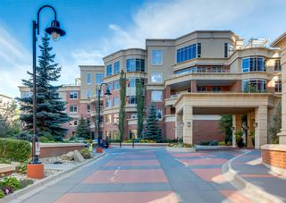 Photo 2: 307 600 Princeton Way SW in Calgary: Eau Claire Apartment for sale : MLS®# A1148817
