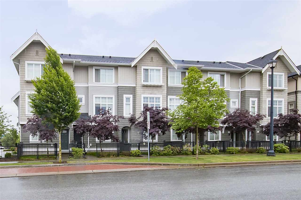 "Main Photo: 45 31098 WESTRIDGE Place in Abbotsford: Abbotsford West Townhouse for sale in ""HARTWELL"" : MLS®# R2175901"