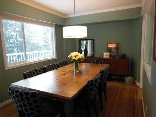 """Photo 4: 1722 APPIN Road in North Vancouver: Westlynn House for sale in """"Westlynn"""" : MLS®# V1049386"""