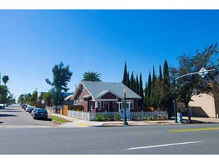Photo 3: NORTH PARK House for sale : 2 bedrooms : 2639 University Avenue in San Diego