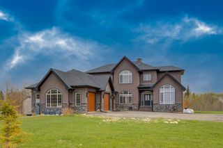 Photo 1: 298034 218 Street W: Rural Foothills County Detached for sale : MLS®# A1111526