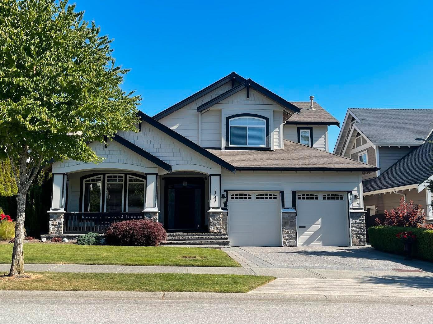 Main Photo: 5343 SPETIFORE Crescent in Delta: Tsawwassen Central House for sale (Tsawwassen)  : MLS®# R2597271