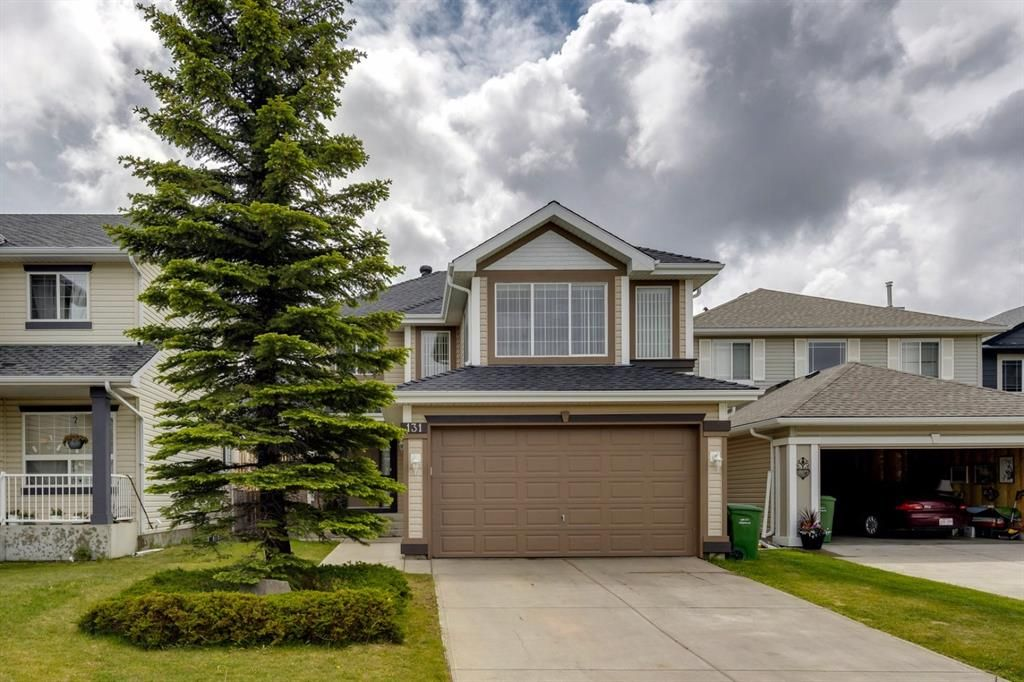 Main Photo: 131 Citadel Crest Green NW in Calgary: Citadel Detached for sale : MLS®# A1124177