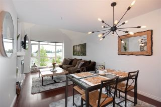 """Photo 2: 405 3148 ST JOHNS Street in Port Moody: Port Moody Centre Condo for sale in """"SONRISA"""" : MLS®# R2597044"""