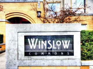"""Photo 3: 116 2338 WESTERN Park in Vancouver: University VW Condo for sale in """"WINSLOW COMMONS"""" (Vancouver West)  : MLS®# V967437"""