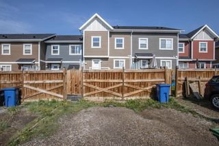 Photo 37: 122 Sunset Road: Cochrane Row/Townhouse for sale : MLS®# A1127717