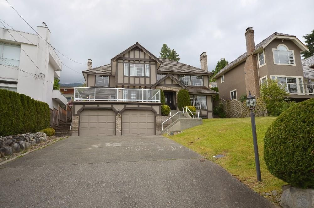 Main Photo: 2373 OTTAWA AVE in West Vancouver: Dundarave House for sale : MLS®# R2058810