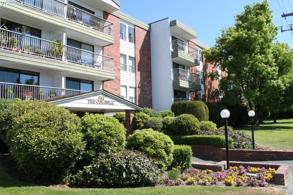 Main Photo: 119 900 Tolmie Ave in VICTORIA: SE Quadra Condo for sale (Saanich East)  : MLS®# 771380
