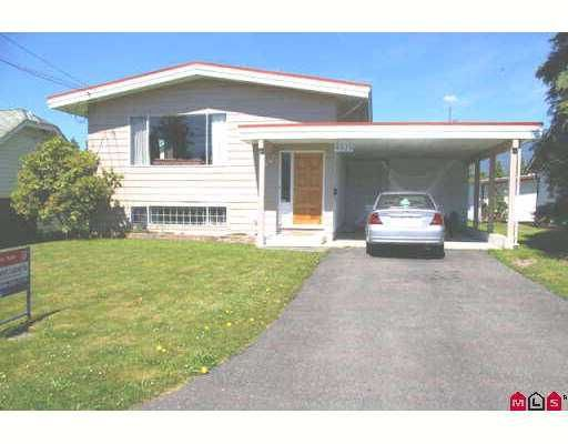 Main Photo: 9515 CORBOULD Street in Chilliwack: Chilliwack N Yale-Well House for sale : MLS®# H2702979