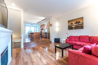 """Photo 1: 707 PREMIER Street in North Vancouver: Lynnmour Townhouse for sale in """"Wedgewood by Polygon"""" : MLS®# R2159275"""