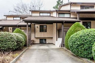 """Photo 1: 7 33361 WREN Crescent in Abbotsford: Central Abbotsford Townhouse for sale in """"SHERWOOD HILLS"""" : MLS®# R2044649"""