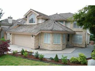 Photo 1: 1478 LANSDOWNE Drive in Coquitlam: Westwood Plateau House for sale : MLS®# V964258