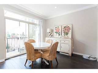 """Photo 2: 3 2845 156 Street in Surrey: Grandview Surrey Townhouse for sale in """"THE HEIGHTS by Lakewood"""" (South Surrey White Rock)  : MLS®# F1441080"""