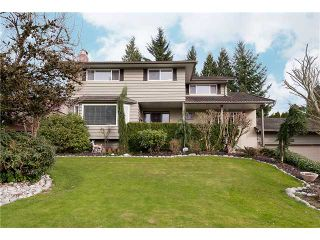 Photo 1: 609 DENTON Street in Coquitlam: Coquitlam West House for sale : MLS®# V1110145