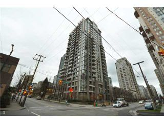 Photo 1: 702 1295 RICHARDS Street in Vancouver: Downtown VW Condo for sale (Vancouver West)  : MLS®# V924739