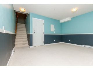 """Photo 17: 111 7179 201ST Street in Langley: Willoughby Heights Townhouse for sale in """"DENIM"""" : MLS®# F1447236"""