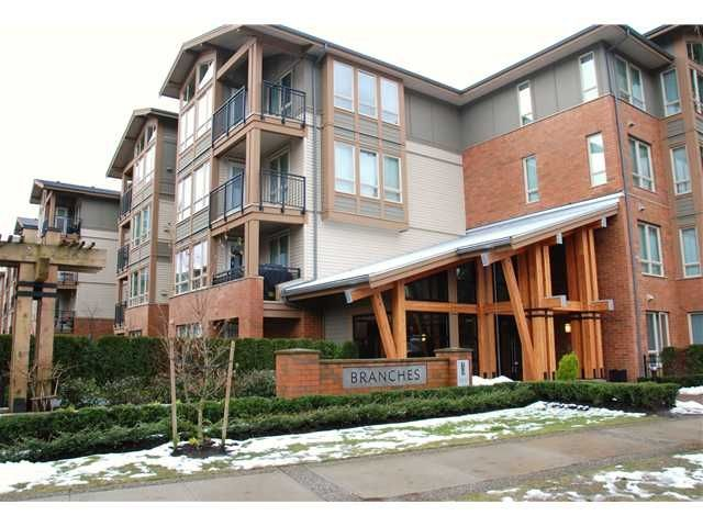 "Main Photo: 313 - 1111 E 27th St. in North Vancouver: Lynn Valley Condo for sale in ""Branches"" : MLS®# V872634"