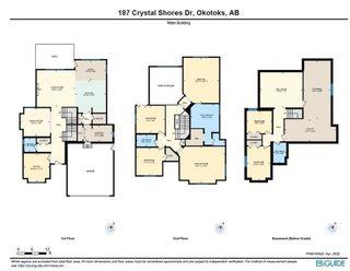 Photo 31: 187 Crystal Shores Drive: Okotoks Detached for sale : MLS®# C4294466