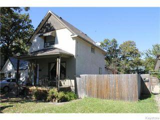 Photo 1: 175 Imperial Avenue in Winnipeg: Residential for sale (2D)  : MLS®# 1625133