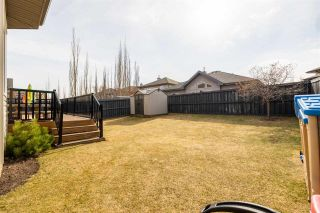 Photo 39: 1163 TORY Road in Edmonton: Zone 14 House for sale : MLS®# E4242011