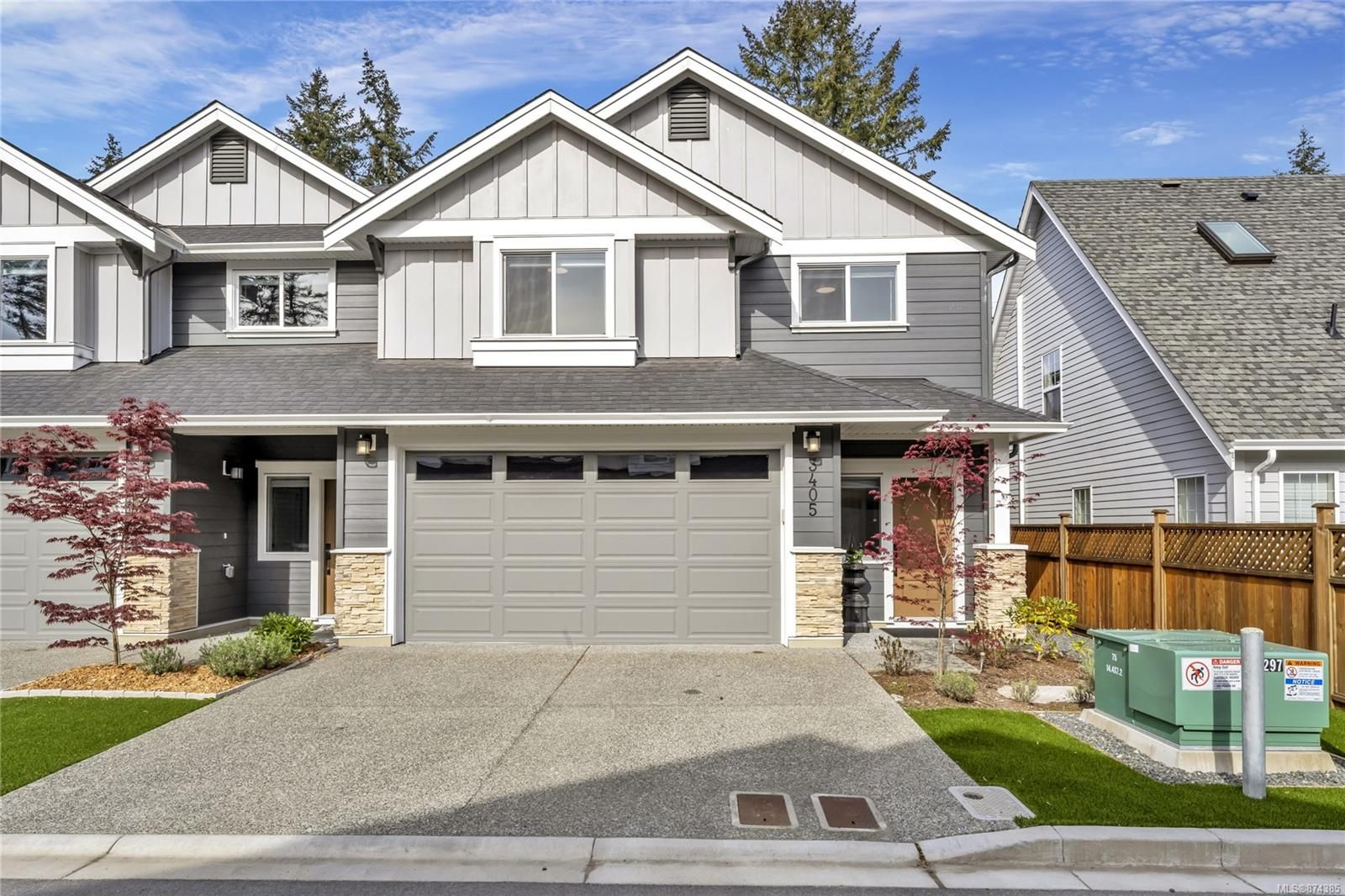 Main Photo: 3405 Jazz Crt in : La Happy Valley Row/Townhouse for sale (Langford)  : MLS®# 874385
