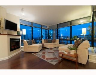 Photo 2: # 705 610 VICTORIA ST in New Westminster: Condo for sale : MLS®# V772287