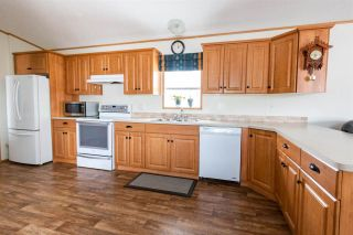 """Photo 2: 91 6100 O'GRADY Road in Prince George: St. Lawrence Heights Manufactured Home for sale in """"COLLEGE HEIGHTS TRAILER PARK"""" (PG City South (Zone 74))  : MLS®# R2453065"""
