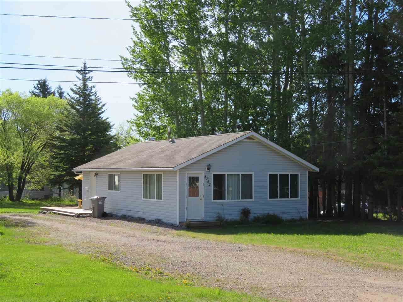 Main Photo: 5252 45 Street in Fort Nelson: Fort Nelson -Town House for sale (Fort Nelson (Zone 64))  : MLS®# R2552652