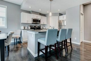 Photo 4: 902 881 Sage Valley Boulevard NW in Calgary: Sage Hill Row/Townhouse for sale : MLS®# A1132443