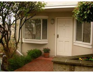 """Photo 2: 1 1182 W 7TH Avenue in Vancouver: Fairview VW Condo for sale in """"SAN FRANCISCAN"""" (Vancouver West)  : MLS®# V769853"""