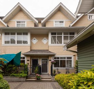 """Main Photo: 5418 LARCH Street in Vancouver: Kerrisdale Townhouse for sale in """"Larchwood"""" (Vancouver West)  : MLS®# R2593766"""