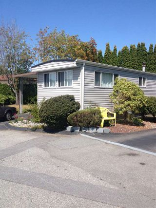 "Main Photo: 101 1840 160 Street in Surrey: King George Corridor Manufactured Home for sale in ""Breakaway Bays"" (South Surrey White Rock)  : MLS®# R2556648"