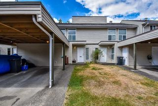 Photo 1: 45 3030 TRETHEWEY Street: Townhouse for sale in Abbotsford: MLS®# R2567710